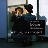 Nothing Has Changed : The Best Of - David Bowie