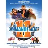 Les 11 Commandements - Micha�l Young - Affiche Cinema Originale