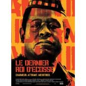 Le Dernier Roi D'ecosse - Gillian Anderson - Affiche Cinema Originale