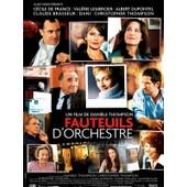 Fauteuil D'orchestre - C�cile De France - Affiche Cinema Originale