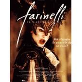 Farinelli - - Affiche Cinema Originale