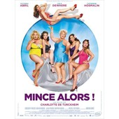 Mince Alors ! - 2012 - Victoria Abril - Affiche Cinema Originale