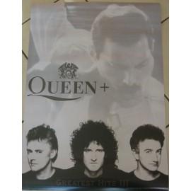 QUEEN - Greatest Hits III - AFFICHE / POSTER envoi en tube