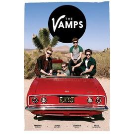 The Vamps - Car - AFFICHE / POSTER envoi en tube
