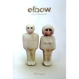 Elbow - Cast Of Thousands - AFFICHE / POSTER envoi en tube