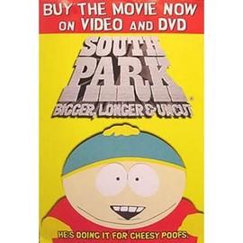 South Park - - AFFICHE / POSTER envoi en tube