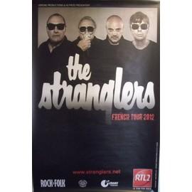 The Stranglers - - AFFICHE / POSTER envoi en tube