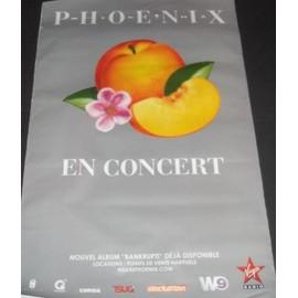 Phoenix - - AFFICHE / POSTER envoi en tube