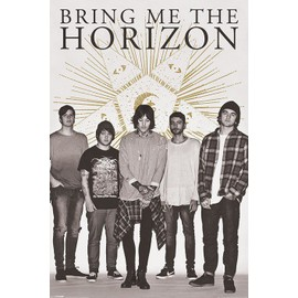 Bring Me The Horizon - Star - AFFICHE / POSTER envoi en tube