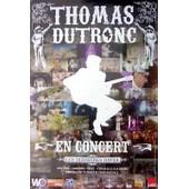 Thomas Dutronc - - Affiche / Poster Envoi En Tube