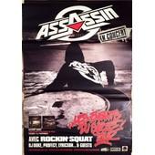 Assassin - - Affiche / Poster Envoi En Tube