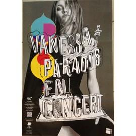Vanessa PARADIS -  - AFFICHE / POSTER envoi en tube