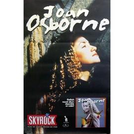 Joan Osborne - Relish - AFFICHE / POSTER envoi en tube