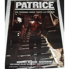 PATRICE -  - AFFICHE / POSTER envoi en tube