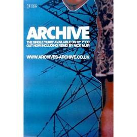 Archive - Numb - AFFICHE / POSTER envoi en tube