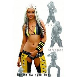 Christina Aguilera - Dirty - AFFICHE / POSTER envoi en tube