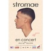 Stromae - - Affiche / Poster Envoi En Tube