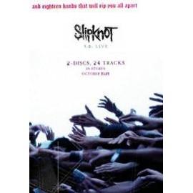SLIPKNOT - Live 9.0 - Original Promo Poster - AFFICHE / POSTER envoi en tube