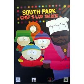 South Park - Chef's Luv Snack - AFFICHE / POSTER envoi en tube