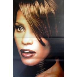 Whitney Houston - Face - AFFICHE / POSTER envoi en tube
