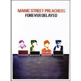 Manic Street Preachers - Forever Delayed - AFFICHE / POSTER envoi en tube