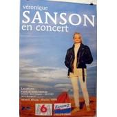 V�ronique Sanson - - Affiche / Poster Envoi En Tube