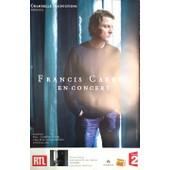 Francis Cabrel - Des Roses & Des Orties - Affiche / Poster Envoi En Tube