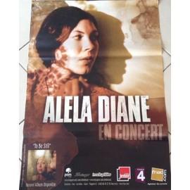 Alela Diane - - AFFICHE / POSTER envoi en tube