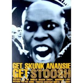 skunk anansie - Get Stoosh - AFFICHE / POSTER envoi en tube