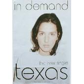 Texas - In Demand - Affiche / Poster Envoi En Tube