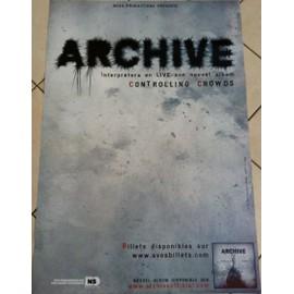 Archive -  - AFFICHE / POSTER envoi en tube