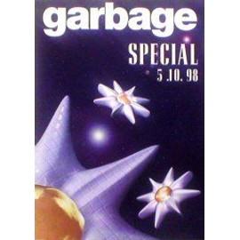 GARBAGE - Special - AFFICHE / POSTER envoi en tube