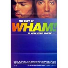 Wham - Wham! - Greatest Hits - AFFICHE / POSTER envoi en tube
