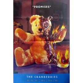 The Cranberries - Promises - AFFICHE / POSTER envoi en tube