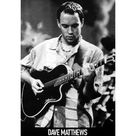 Dave Matthews - - AFFICHE / POSTER envoi en tube