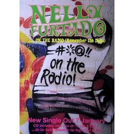 Nelly Furtado - On The Radio - AFFICHE / POSTER envoi en tube