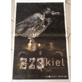 Ezekiel - EZ3kiel - Battle Field Tour - AFFICHE / POSTER envoi en tube