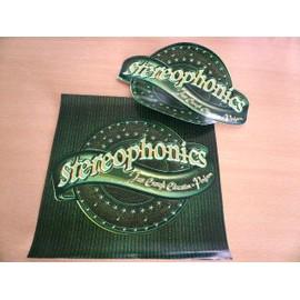 Stereophonics - Just Enough Education + LOGO - AFFICHE / POSTER envoi en tube