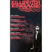 Killswitch Engage - Uk Tour - Affiche / Poster Envoi En Tube