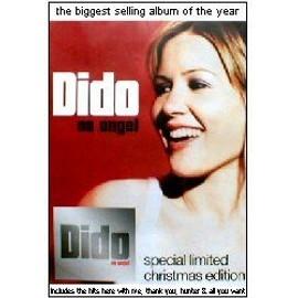 DIDO - No Angel - AFFICHE / POSTER envoi en tube