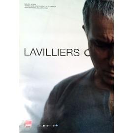 Bernard LAVILLIERS - Samedi soir à Beyrouth - AFFICHE / POSTER envoi en tube