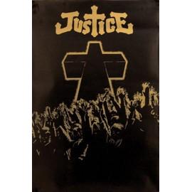 Justice -  - AFFICHE / POSTER envoi en tube