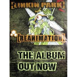 Linkin Park - REANIMATION - AFFICHE / POSTER envoi en tube
