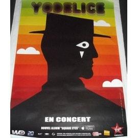 Yodelice -  - AFFICHE / POSTER envoi en tube