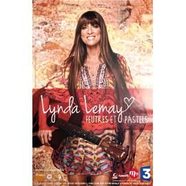 Lynda LEMAY - Futures et astels - AFFICHE / POSTER envoi en tube