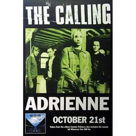 The Calling - Adrienne - AFFICHE / POSTER envoi en tube