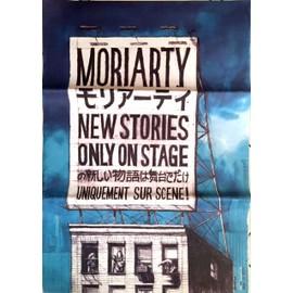Moriarty - New Stories - AFFICHE / POSTER envoi en tube