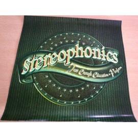 Stereophonics - Just Enough Education - AFFICHE / POSTER envoi en tube