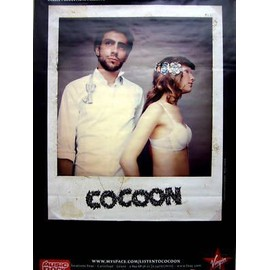 Cocoon - - AFFICHE / POSTER envoi en tube