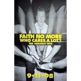 Faith No More - Who Care A lot ? - AFFICHE / POSTER envoi en tube